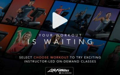 Cardio ma moc – poznaj Life Fitness on Demand!