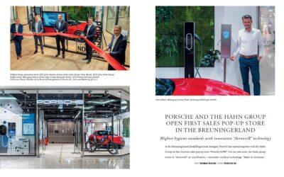 Oczyszczanie powietrza w salonie Porsche – case study