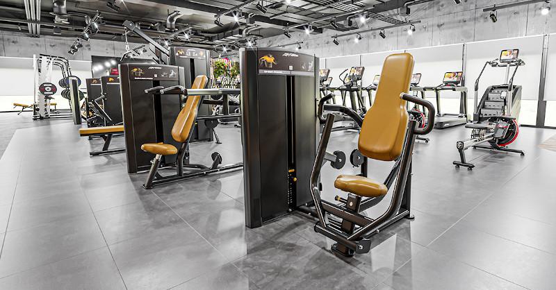 Maszyny siłowe Life Fitness Axiom