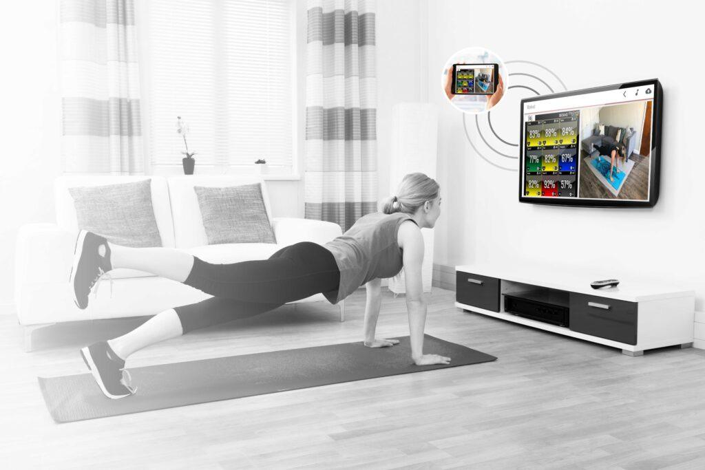 MZ-Remote wirtualny trening w salonie