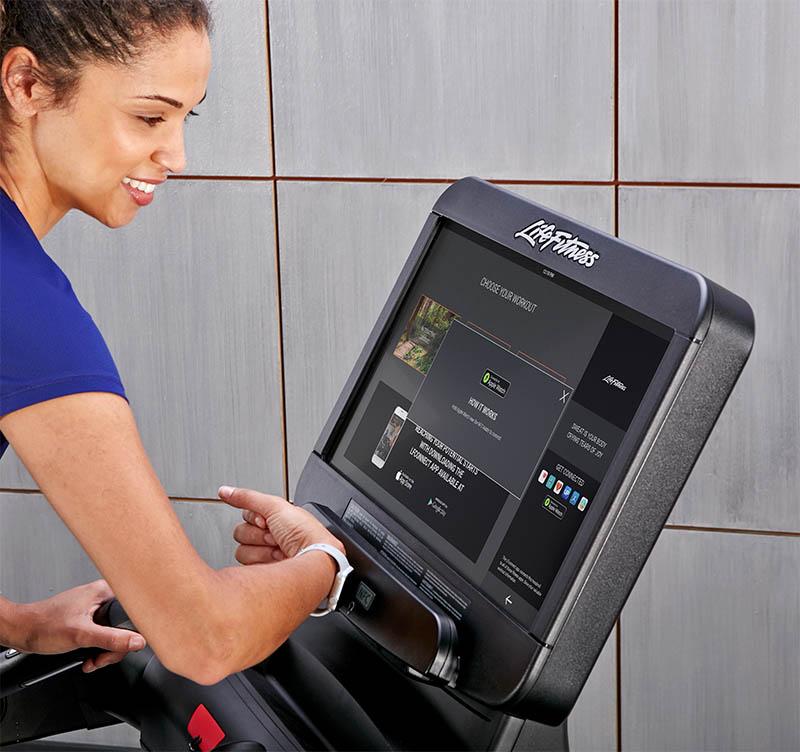 cardio Life Fitness kompatybilne z Apple Watch