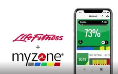 Integracja z Myzone – wzmacnianie  doświadczeń użytkowników Life Fitness