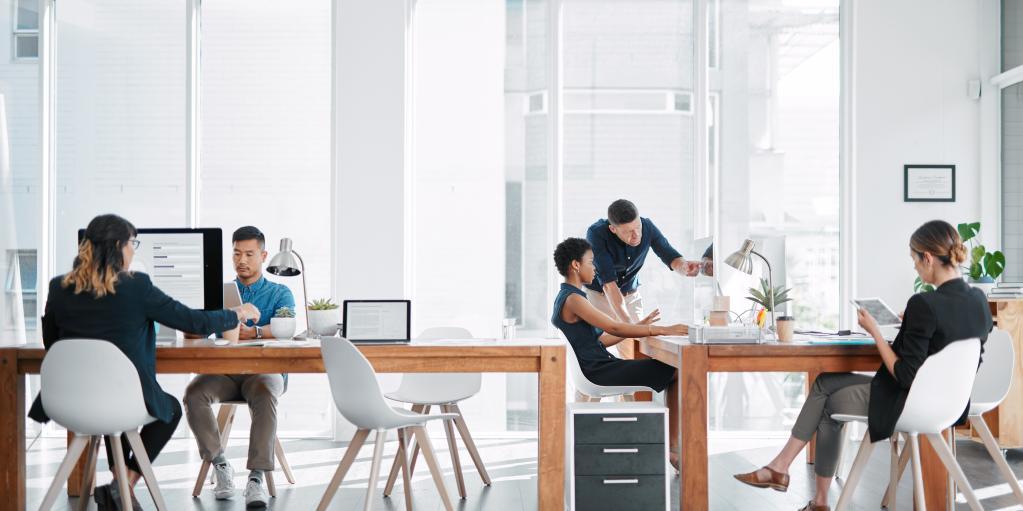 koronawirus w powietrzu jak się chronić w biurach