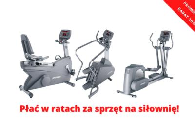 Najem maszyn fitness do klubu – nowość w TOP-GYM