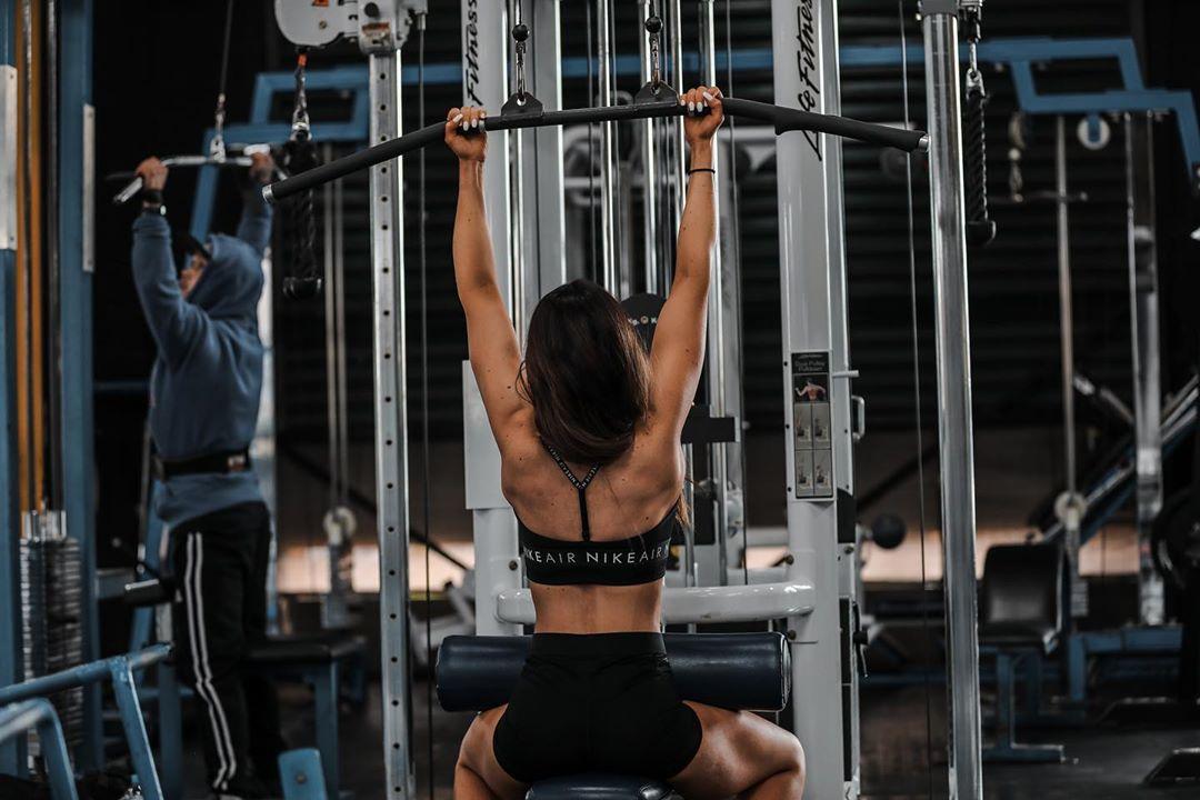 Solo workout czujniki na maszynach siłowych