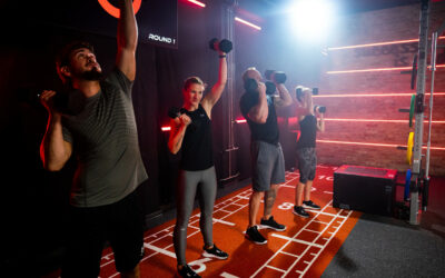 Trening w małej grupie -sposób na sukces klubu fitness